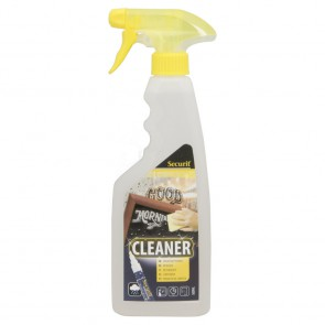 Securit® Spray nettoyant pour Feutre - craie ''Original'' et ''Waterproof' - 500 ml Clair
