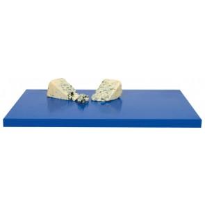 Boska Käse-Schneidebrett HACCP Blau (450 x 330 x 20 mm)