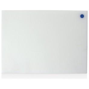 Boska Schneidebrett Kunststoff blaue Markierung 450x330x20 mm