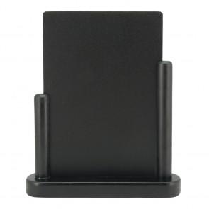 """Securit® Tischkreidetafel Elegant """"ME"""" mit austauschbarer Kreidetafel"""
