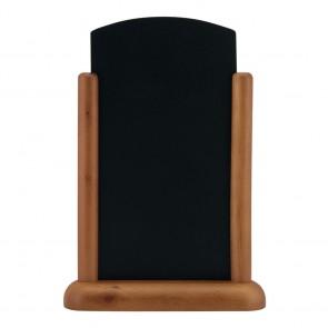 Securit® Elegant TOP-Tischkreidetafeln ME ohne Griff 6x
