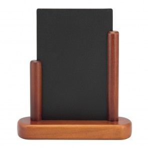 "Securit® Tischkreidetafel Elegant ""SM"" mit austauschbarer Kreidetafel"