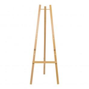 Securit® Staffelei für alle Wandkreidetafeln ab 40cm an mindestens einer Seite. Verstellbar auf drei verschiedene Höhen. Buche