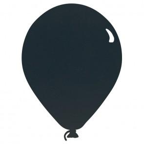 """Securit® Silhouette Kreidetafel """"BALLOON"""" inkl. 1 Kreidestift und Wand Klettverschlusskleberstreifen"""