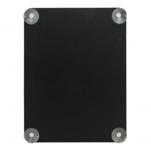 Securit® Fenster-Kreidetafel mit 4 Saugnäpfen