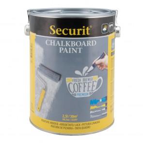 Securit® Acryl-Kreidetafellack für Securit® Kreidestifte - groß Grau