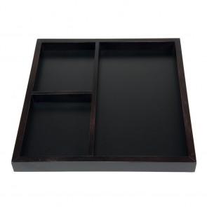 Securit® Serviertablett Kreidetafel, doppelseitig zu beschreiben