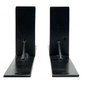 Securit® Multiboard 2 Schwarzlackierte Stahlfüße