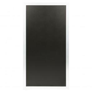 Securit® Multiboard Kreidetafel - 1 Tafel - beliebig viele Tafeln können aneinander gesteckt werden Weiß