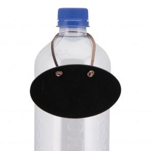 Securit® Flaschenhals Etiketten, oval, 6 Stk.