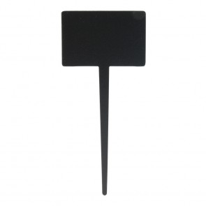 Securit® Silhouette TAG Gartenstecker inkl. 1 Kreidestift