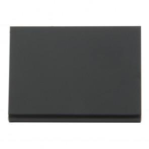 Securit® Vertikale L-Tischkreidetafel mit matter Vorder- und glänzender Vorderseite, A8 (5er Set)