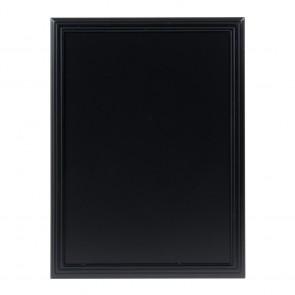 Securit® Universal Hartholz Kreidetafel - in lackiertem Schwarz - inkl. Wandaufhängung 60