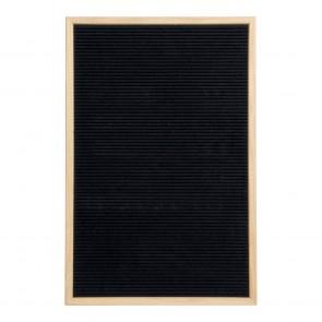Securit® Letterboard 40x60cm mit Buchstaben und Zahlen zum Einstecken