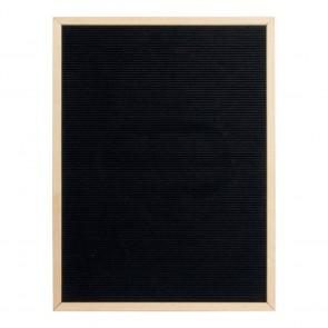 Securit® Letterboard 60x80 cm mit Buchstaben und Zahlen zum Einstecken